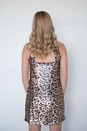 Rawr Mini Dress-Dresses-Womens-Southern-Boutique-Shop