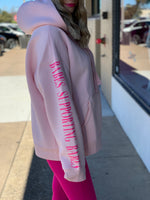 """Babes Supporting Babes"" Hoodie-Tops-Womens-Southern-Boutique-Shop"