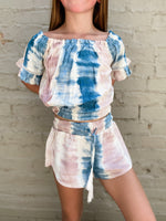 Cotton Candy Dreamin Shorts--Womens-Southern-Boutique-Shop