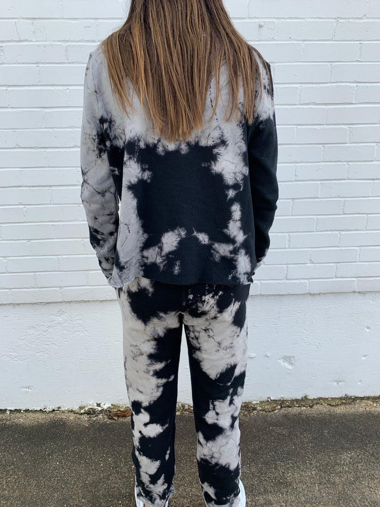 Marble Cross Pullover-Shirts-Womens-Southern-Boutique-Shop