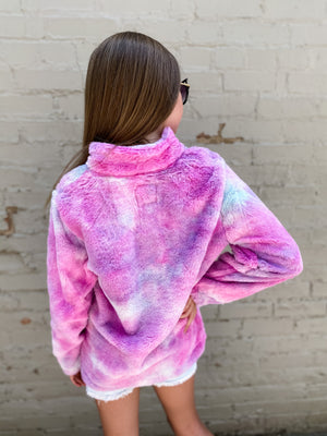 Purple Sorbet Pullover--Womens-Southern-Boutique-Shop