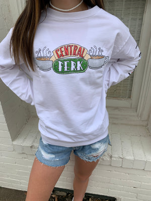 Central Perk Tee-tops-Womens-Southern-Boutique-Shop
