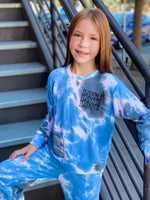 Love Tie Dye Sweatshirt--Womens-Southern-Boutique-Shop
