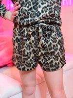 Leopard Lovin' Shorts--Womens-Southern-Boutique-Shop