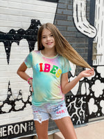 Vibes Tee--Womens-Southern-Boutique-Shop