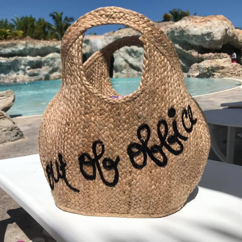 Out Of Office Beach Bag-Accessories-Womens-Southern-Boutique-Shop