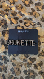Brunette Clip--Womens-Southern-Boutique-Shop