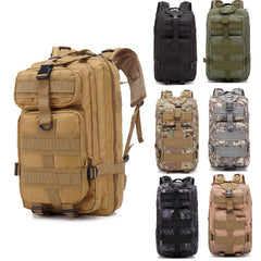adjustable military tactical backpack