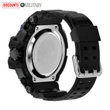 Smart-A-Tac Military Grade Smart Watch with IOS/Android App