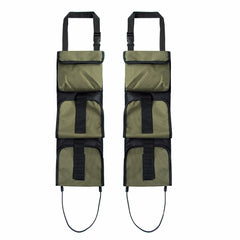 Automotive Rifle Rack Army Green