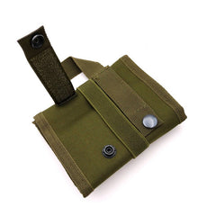 Tactical Molle Shotgun Ammo Pouch collapsed