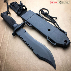 Extreme Stealth Heavy Duty Hunting Knife