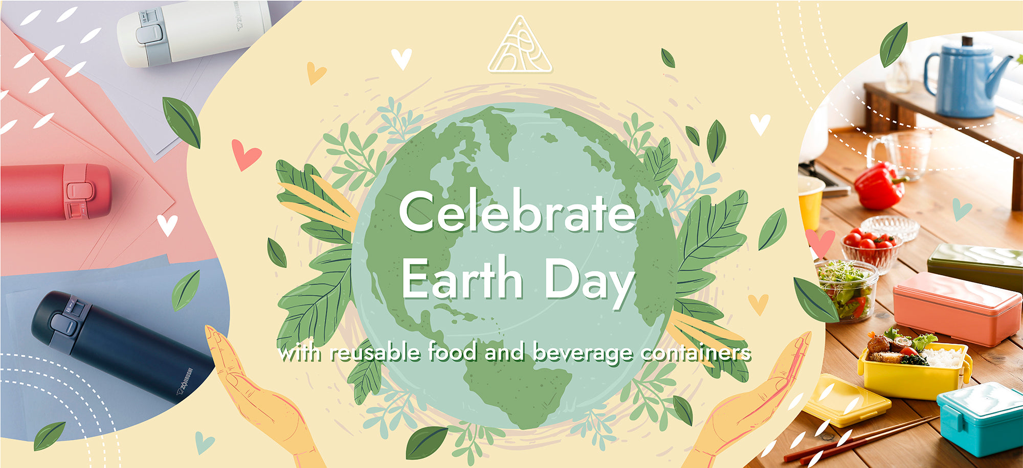Celebrate Earth Day with Reusable Products