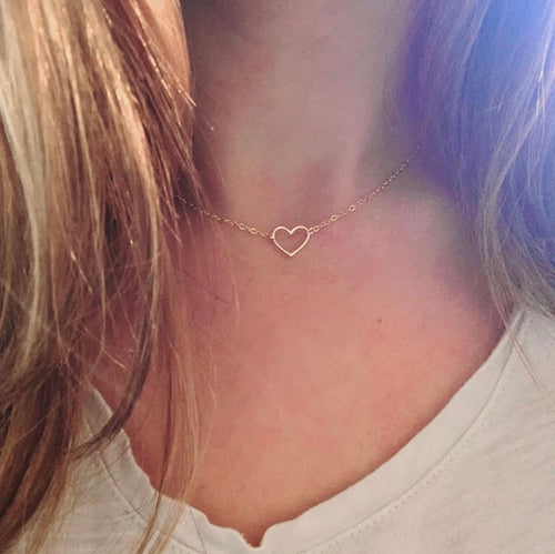 Sweet heart Choker
