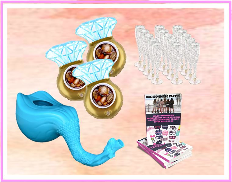 Unforgettable Bachelorette Party Package