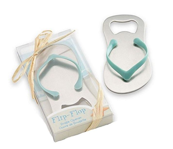 Beach Flip Flop Bottle Opener