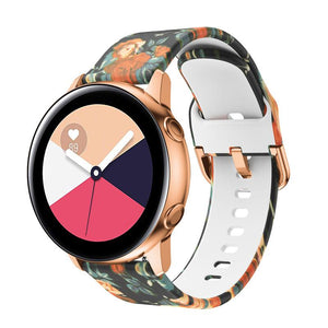 Fashion style Samsung 42mm Active Gear S2 Sport silicone band - Ask Gab