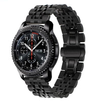 Stainless steel Band Samsung Gear S3 - Ask Gab