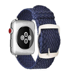 Loop Perlon Band For Apple Watch Series - Ask Gab