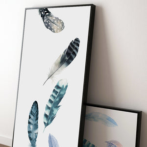 Feather Canvas