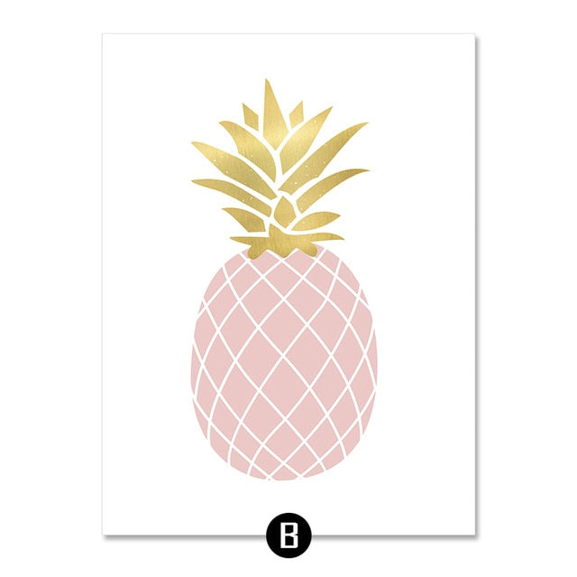 Pink Pineapple Quote