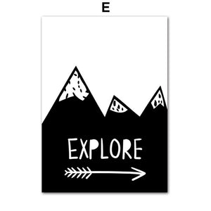 Explore & Be Adventurous