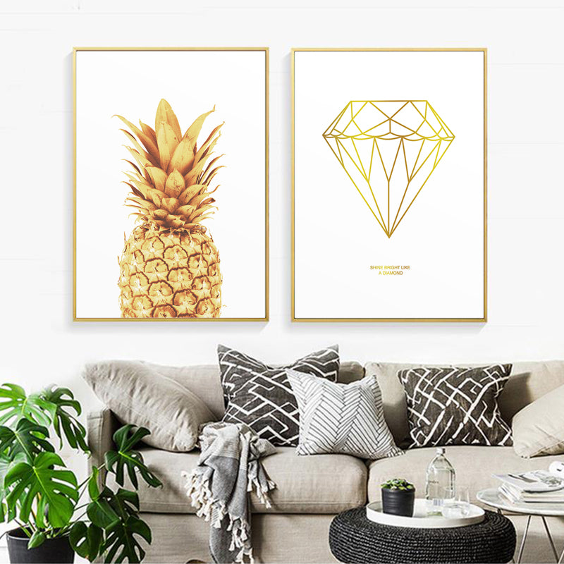 Pineapple Diamonds