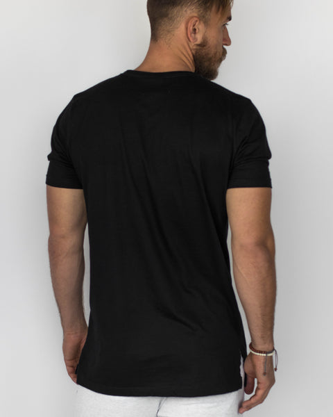 RELAXED TEE - BLACK