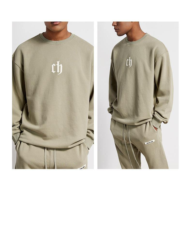 Chinism Sweatshirt- Mint Green