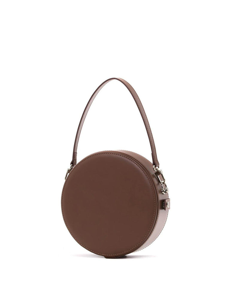 A.Cloud Brown Balance Collection Round Bag - Slowliving Lifestyle