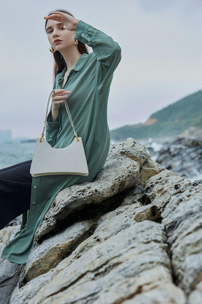 Smting Home Leather Shoulder Bag - Slowliving Lifestyle