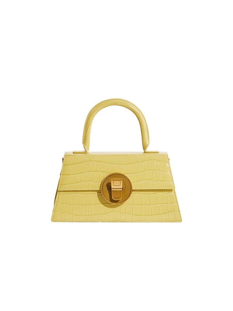 Peco Yellow Energy Can Collection Trapezoidal Bag - Slowliving Lifestyle