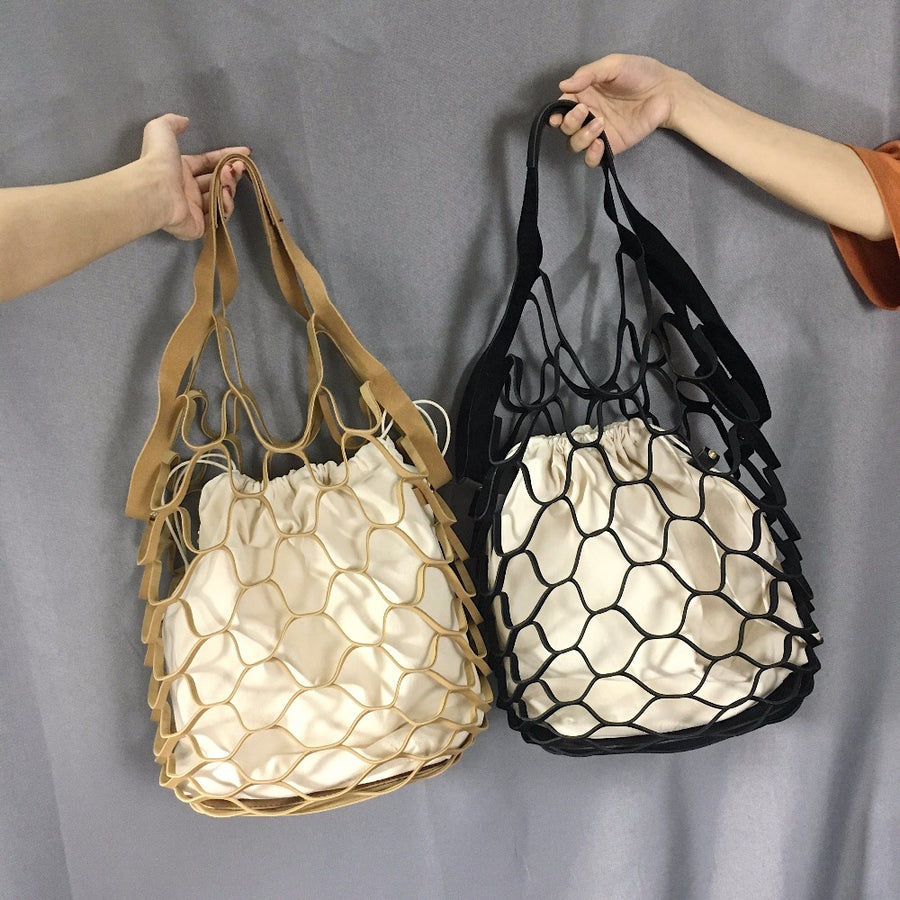 Weaving Casual Tote