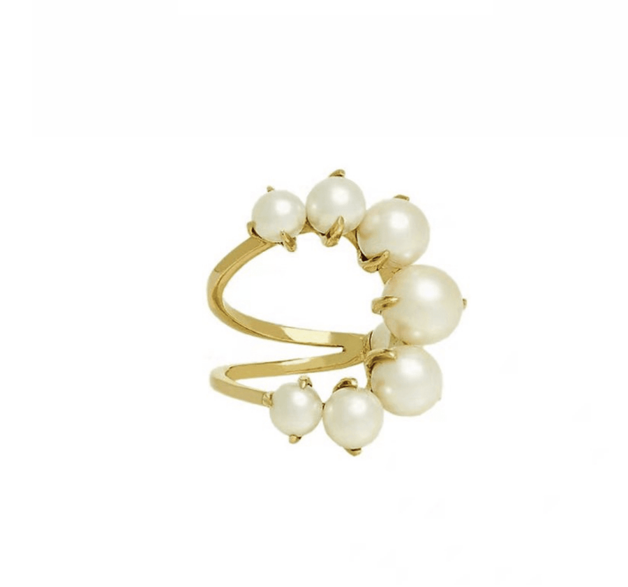 Pearl Ring - Slow Living Lifestyle