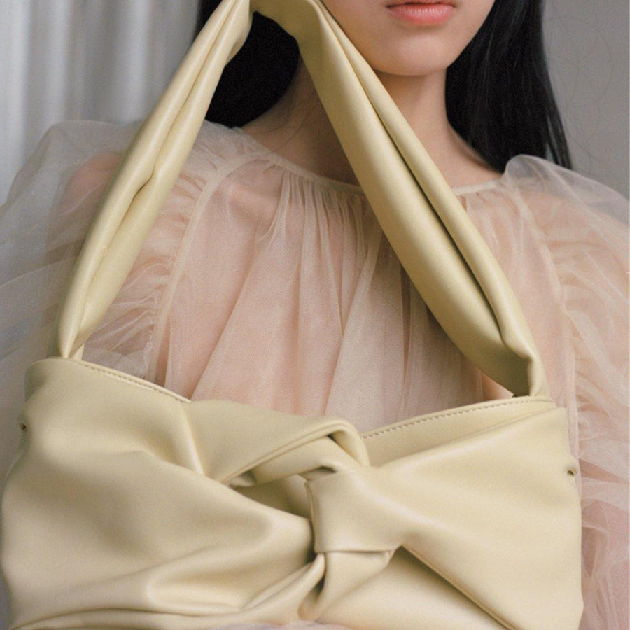 The Pleasure Isolated Anthesis Fran Bag - Yellow
