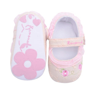 Infant Girl Soft Sole