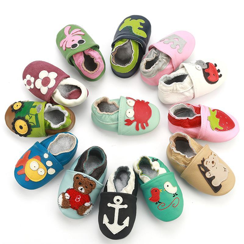 Cartoon Canvas Soft Sole Shoes