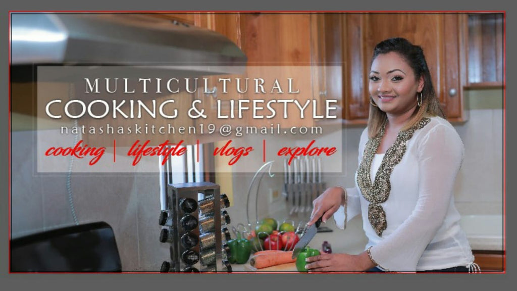 Trinidad's Culinary Star Natasha Laggan Shares New Years Ideas and Resolutions