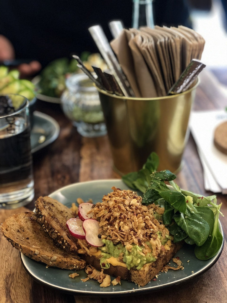 The New Normal for Food Bloggers