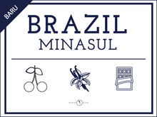 Load image into Gallery viewer, BRAZIL MINASUL