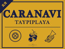 Load image into Gallery viewer, CARANAVI TAYPIPLAYA