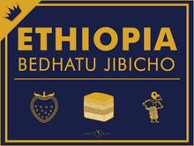 Load image into Gallery viewer, ETHIOPIA BEDHATU JIBICHO (CROWN JEWEL) G1