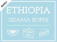 Load image into Gallery viewer, EHIOPIA SIDAMA ROPHI 125G