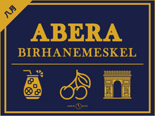 Load image into Gallery viewer, <center>ABERA</br>BIRHANEMESKEL</center>