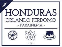 Load image into Gallery viewer, HONDURAS ORLANDO PERDOMO (PARAINEMA)
