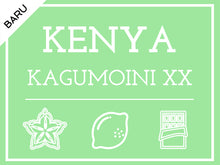 Load image into Gallery viewer, KENYA KAGUMO-INI 125G
