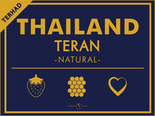 Load image into Gallery viewer, THAILAND TERAN (NATURAL)