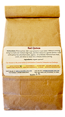 Grains - Organic Red Quinoa