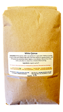 Grains - Organic White Quinoa