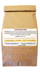 Rice - Organic Brown Calrose